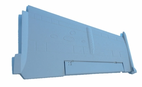 Main Wing (Right) Parts-ExceedF18_06A05-05-Wing-R-Gray