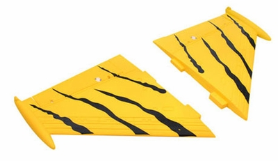 Main wing set 93A16-02-TIGER-MainWing