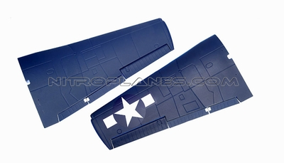 Main wing set 93A1406-02-MainWingSet