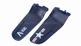 Main wing set (Blue) 93A304-02-MainWingSet-Blue