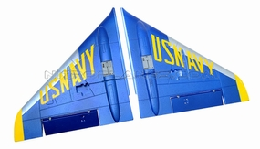 Main wing set (BlueAngel) 93A200-02-BlueAngel-MainWingSet