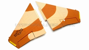 Main wing set (Desert) 93A15-02-Desert-MainWingSet