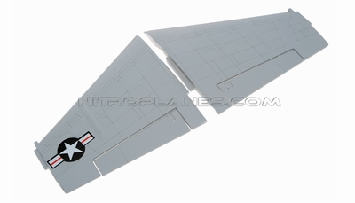 Main wing set (Gray)