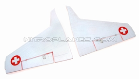 Main wing set (Red)