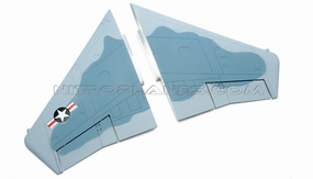 Main wing set (Sky) 93A15-02-Sky-MainWingSet