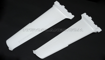 main wing (White) 60P-SR22-02