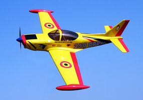 "Marchetti SF-260 Nitro-120 69"" Gas-Powered Radio Controlled Airplane ARF"