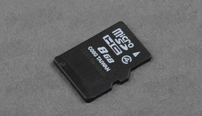 Micro Secure Digital 8 GB Memory Card