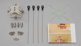 Mini 3D Bi-Axial Thrust Vectoring Motor Mount System
