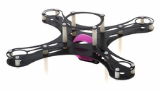 Mini Fly QuadCopter KIT Airframe (Black)