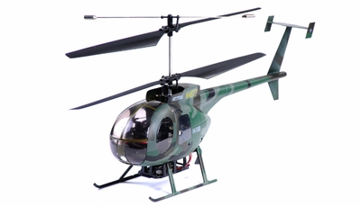 New 2.4Ghz Art-Tech Hughes MD500 Co-Axial RC Helicopter RTF RC Remote Control Radio