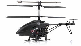 New 3 Channel RC Helicopter UDI U13A  2.4Ghz w/ Video Camera