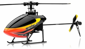 New!! 6 channel Walkera Genius CP Micro 3D Flybarless RC Helicopter Ready to Bind w/ Gyro + Servos RC Remote Control Radio