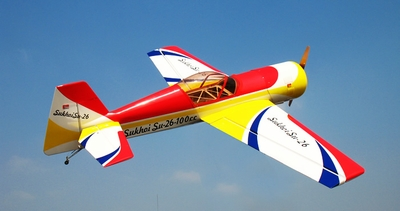 "New 85cc-100CC - 101"" Giant Scale 3D Nitro-Power RC Airplane ARF"