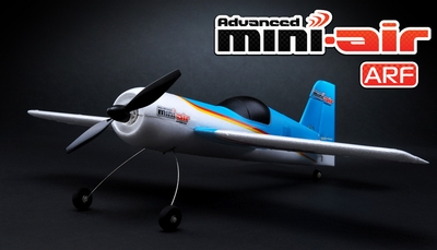 New Advanced Mini-Air 4 Channel Scale Sukhoi SU-26 RC Plane ARF RC Remote Control Radio