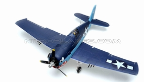 New Airfield F6F Hellcat 1400mm Brushless Warbird RC Plane w/ Electric Retracts + Flap KIT Airframe