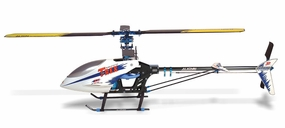 New Align T-REX 450SE(CDE) Radio Remote Controlled R/C Helicopter Kit +New 430L3550+35G ESC(Silver) + Upgrades
