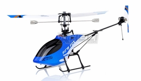 New Art-Tech 4-CH FireFox RC Remote Control Helicopter 2.4Ghz (Blue) RTF RC Remote Control Radio