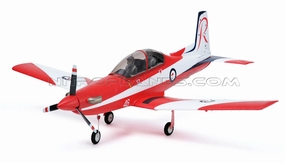 New Art Tech PC-9 Scale 2.4Ghz 4 Channel RC Model Plane War Bird  RTF 2.4Ghz