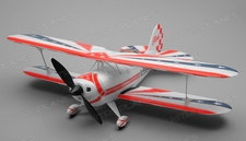 New Art Tech Pitts Biplane 3D 4 Channel RC Remote Control Airplane ARF
