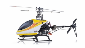 New Dynam E-razor 250 carbon edition 6 Channel 2.4Ghz 3D RC Helicopter RC Remote Control Radio