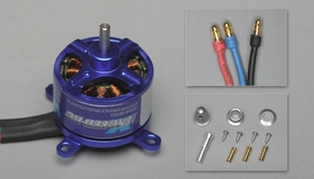 New Exceed RC Legend Motor 2212-1370Kv for Light Weight Planes & Small Quads