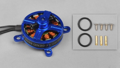 New Exceed RC Legend Motor 2403-2100Kv for Light Weight Planes & Small Quads