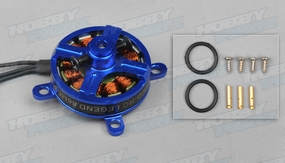 New Exceed RC Legend Motor 2404-1900Kv for Light Weight Planes & Small Quads