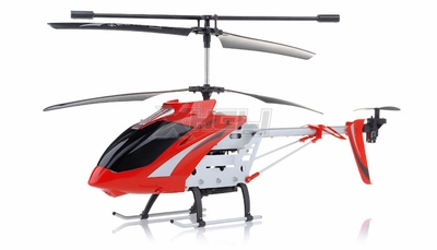 New Hawkspy LT-711 3.5CH RC Helicopter W/ Spy Camera (Red)