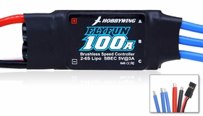 New HobbyWing Flyfun ESC 100A  for Airplane & Helicopter