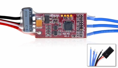 New HobbyWing Flyfun ESC 6A  for Airplane & Helicopter