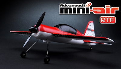 New Mini-Air  4 Channel Brushed Yak54 3D Aerobatic RC plane RTF + 2.4 Ghz Transmitter RC Remote Control Radio
