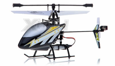 New Mini Flyer X-Speed Super Copter 4 Channel 2.4Ghz RTF with Gyro + Transmitter