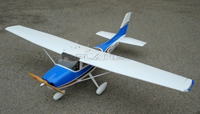 New Projet Sky Trainer 140 Nitro RC Plane Kit Version