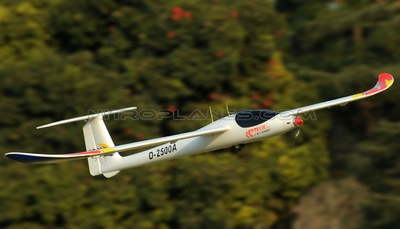 "New RC 4 Channel Art-Tech 98"" Wing Span Diamond 2500 3D EPO Glider ARF  Airplane RC Remote Control Radio"