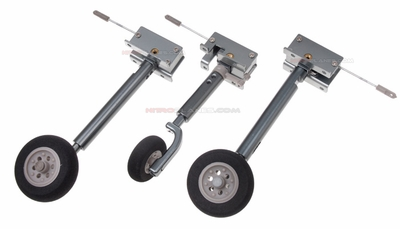 New Suspension Metal legs retracts for RCL-16