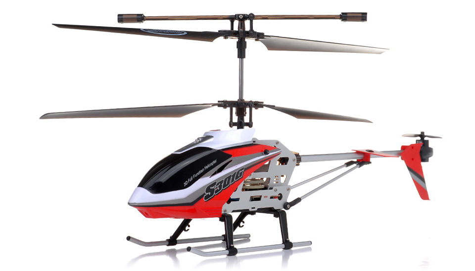 Cheap 3 4 6 CH Remote Control Helicopter with Gyro for