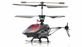 New Syma S800G Metal Frame 4 Channel Coaxial Infrared RC Helicopter RTF w/ Gyro (Black) RC Remote Control Radio