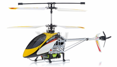 New Vitality Big Horse RC Helicopter 4 Channel 2.4Ghz RTF + Transmitter RC Remote Control Radio