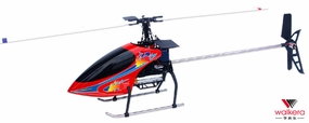 New Walkera 7 CH Dragonfly 1#B CCPM 3D Aerobatic Radio Remote Control Electric RC Helicopter RTF