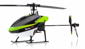 New Walkera Genius FP Flybarless RC Helicopter w/ 4 Channel 2.4GHz 2402D LCD Transmitter RTF Combo (Orange)