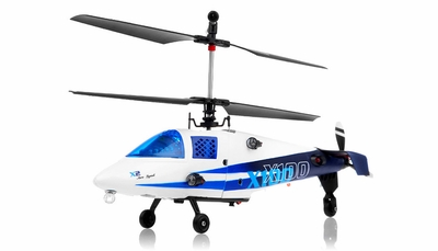 New Walkera Super Mini and Fine Simulation X100  4 Channel RC Helicopter BNF Version RC Remote Control Radio