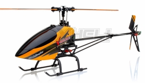 NEW!! Walkera V400D02 FLYBARLESS Metal Edition Helicopter w/ 6CH 2.4Ghz DEVO-7 Transmitter RTF Combo