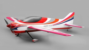 Nitroplane Leo V2 Sport Aerobatic Pattern Plane Kit 1746mm Wingspan