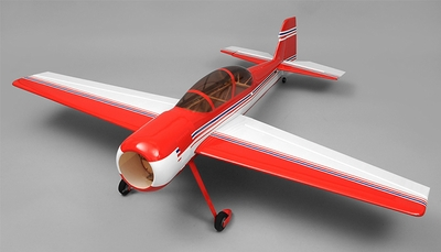Nitroplanes SU-29 Sport Plane Kit Nitro Power RC 6 Channel RC Remote Control Airplane Wing Span 1828mm, Class 140 Engine
