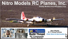 """""""OFFICIAL Build Thread"""" - New Product - Nitro Models B-17"""