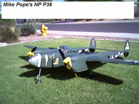 """""""OFFICIAL"""" Thread - Twin & Multi Engine RC Aircraft >> RE: A new P-38 ARF"""