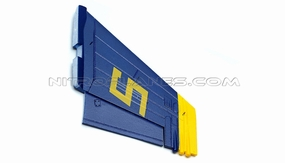 One Pc of  LeftVertical Tail-Blue