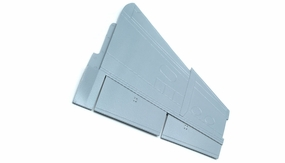 One Pc of Right Main Wing-Grey