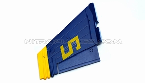 One Pc of  RightVertical Tail-Blue